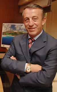 Ali Ağaoğlu - Ağaoğlu Şirketler Grubu Yönetim Kurulu Başkanı