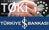 İş Bankasından Toki İndirimine Kredi