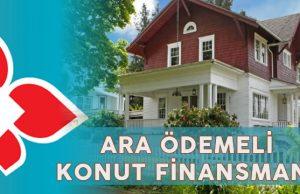 Türkiye Finans Ara Ödemeli Konut Finansmanı Faizsiz Konut Kredisi