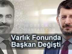 Mehmet Bostan Görevden Alındı
