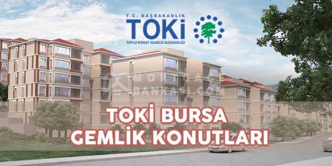 TOKİ Bursa Gemlik Konutları Projesi