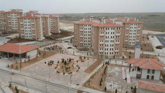 Karaman'da 31 Konuta 370 Basvuru Yapildi