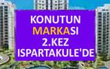 Avrupa Konutları Ispartakule 2. Etap Satışa Çıktı