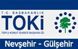 TOKİ'den Nevşehir Gülşehir'de Alt Gelir Grubu Konutları