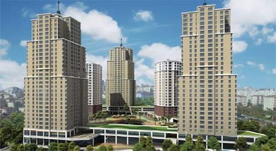 Star Towers Projesi Genel Görünüm
