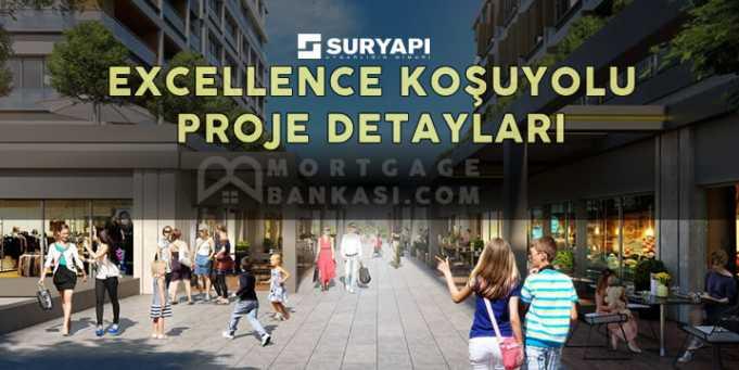 Sur Yapı Excellence Koşuyolu Projesi