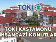 TOKİ Kastamonu İhsangazi Konutları Projesi