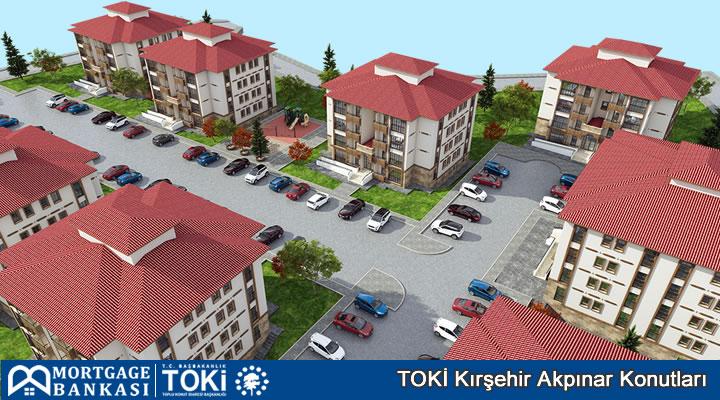 TOKİ Kırşehir Akpınar Konutları Fotoğraf Galerisi