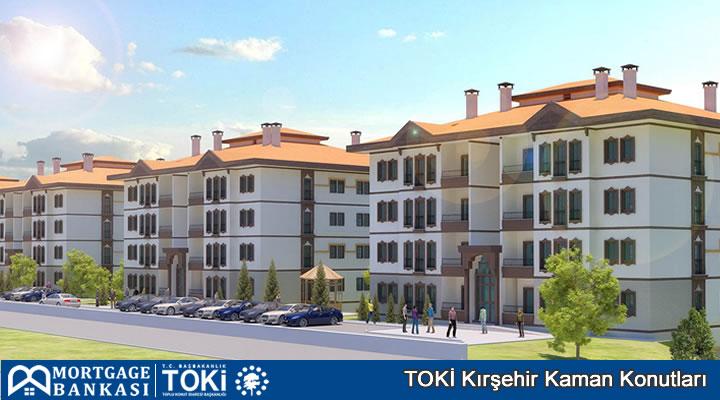 TOKİ Kırşehir Kaman Konutları Fotoğrafları