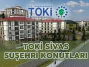 TOKİ Sivas Suşehri Konutları