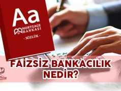 Faizsiz Bankacılık Nedir
