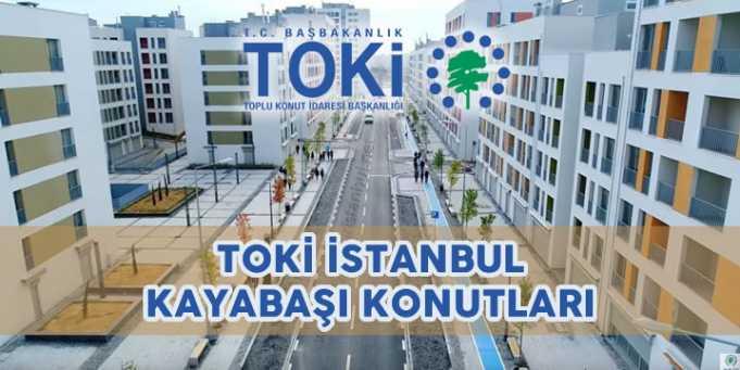 Toki Başakşehir Kayabaşı Konutları Projesi
