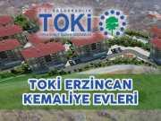 Toki Erzincan Kemaliye Konutları Projesi