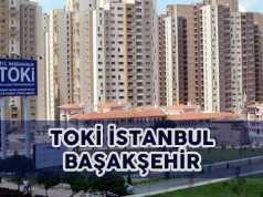 TOKİ İstanbul Başakşehir Kayaşehir Kayabaşı Konutları Projesi