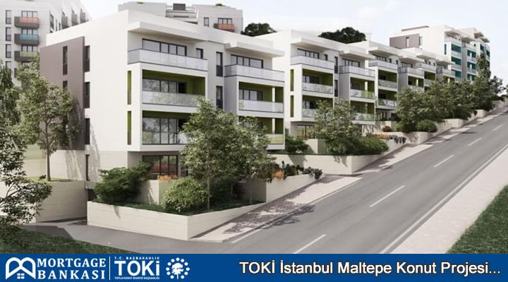 Toki İstanbul Maltepe Kentsel Dönüşüm Konutları