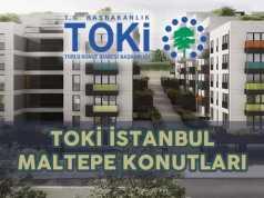 Toki İstanbul Maltepe Konutları Projesi Kentsel Dönüşüm