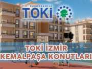 Toki İzmir Kemalpaşa Konutları Projesi Daire Özellikleri