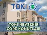 Toki Nevşehir Göre Konutları Projesi